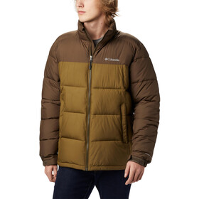 Columbia Pike Lake Chaqueta con capucha Hombre, olive brown